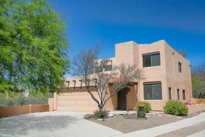 Tucson Single Family Home For Sale: 11821 N Copper Butte Drive