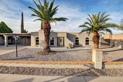 Tucson Single Family Home For Sale: 481 N Evelyn Avenue