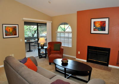 Tucson Condo For Sale: 101 S Players Club Drive #21203