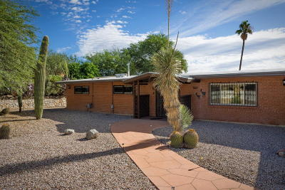 Tucson Single Family Home For Sale: 1541 N Plaza De Lirios