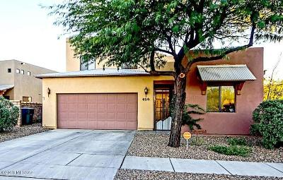 Tucson Single Family Home For Sale: 196 S Sycamore Creek Place
