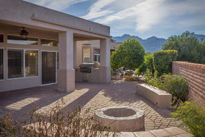 Oro Valley Single Family Home Active Contingent: 2330 E Montrose Canyon Drive