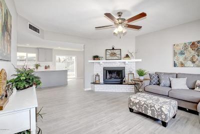 Single Family Home For Sale: 9240 E Baker Street