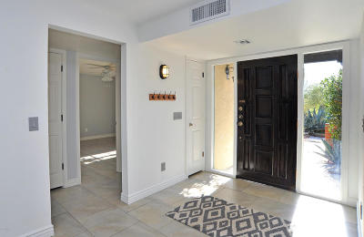 Tucson Townhouse For Sale: 2621 E Avenida De Posada