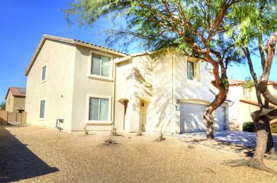 Marana Single Family Home For Sale: 12577 N Hirsutum Drive
