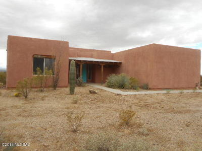 Tucson Single Family Home For Sale: 7863 W Spiney Lizard Place