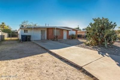 Tucson Single Family Home For Sale: 3138 N Treat Avenue