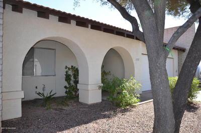 Tucson Townhouse For Sale: 1252 N Via Ronda Oriente