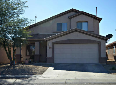 Single Family Home Active Contingent: 12834 E Hannah Trail