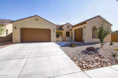 Marana Single Family Home For Sale: 4695 W Placita Casa Sevilla