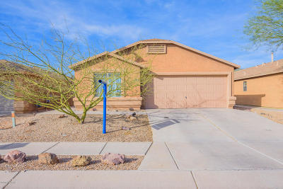 Single Family Home Active Contingent: 7942 S Baja Stone Avenue