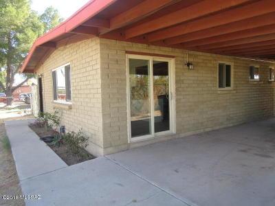 Tucson Single Family Home For Sale: 5930 E 29th Street
