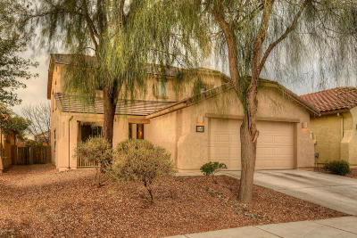 Tucson Single Family Home For Sale: 7547 W Phobos