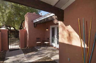 Tucson Single Family Home For Sale: 2940 N Adelaide Farms Place
