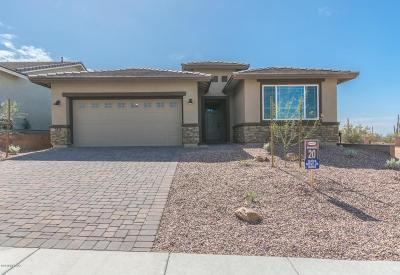 Marana Single Family Home For Sale: 7541 W Buckeye Path