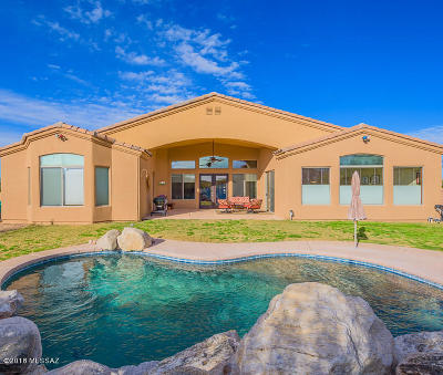 Single Family Home For Sale: 14554 E Desert Plume Court