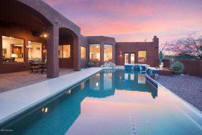 Tucson Single Family Home For Sale: 5328 N Ventana Overlook Place
