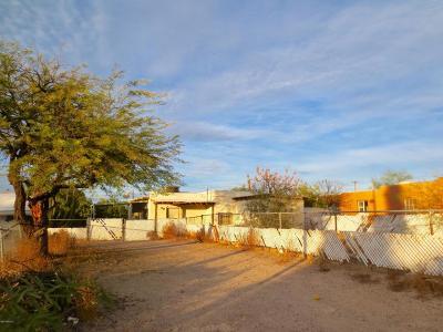 Pima County Single Family Home For Sale: 419 E 31st Street