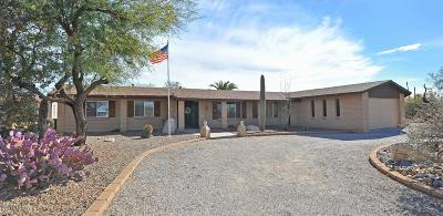 Pima County, Pinal County Single Family Home For Sale: 4770 N Avenida Del Conejo
