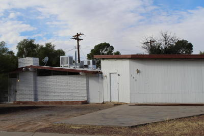 Tucson Single Family Home For Sale: 202 S Kolb Road