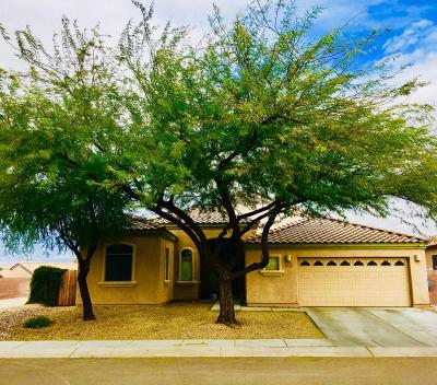 Sahuarita AZ Single Family Home For Sale: $217,000