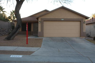 Single Family Home Active Contingent: 8684 S Desert Rainbow Drive