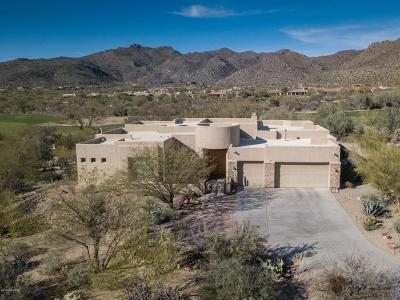 Marana Single Family Home For Sale: 13951 N Running Creek Court