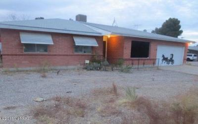 Tucson Single Family Home For Sale: 1511 N Woodland Avenue