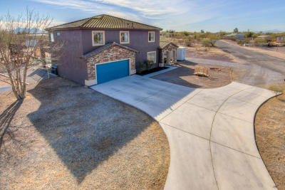 Marana Single Family Home For Sale: 12522 N Hong Street
