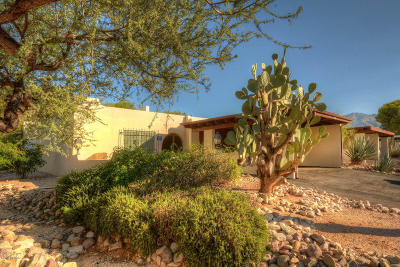 Tucson Townhouse For Sale: 4829 N Via Entrada