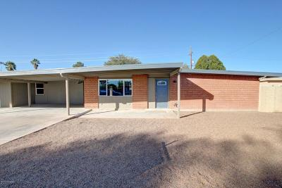 Tucson Single Family Home For Sale: 8109 E Baker Drive