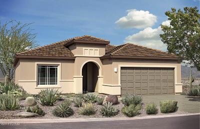 Single Family Home For Sale: 14013 E Via Cerro Del Molino