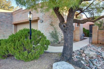 Tucson Townhouse For Sale: 4710 N Camino Campero