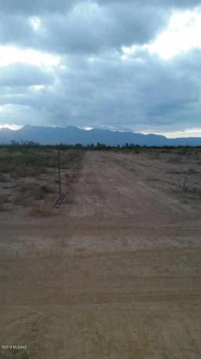 Elfrida Residential Lots & Land For Sale: 3801 W Whitewater School Road