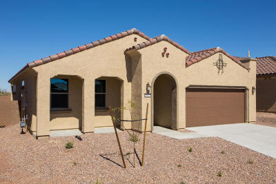 Marana Single Family Home For Sale: 14027 N Del Webb Trail