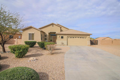 Pima County, Pinal County Single Family Home For Sale: 380 W Lexington Street