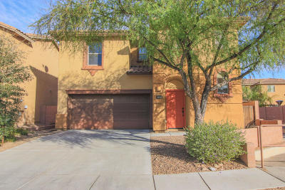 Tucson Single Family Home For Sale: 1682 W Gleaming Moon Trail