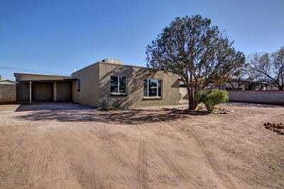 Tucson Single Family Home For Sale: 1935 S Stern Avenue