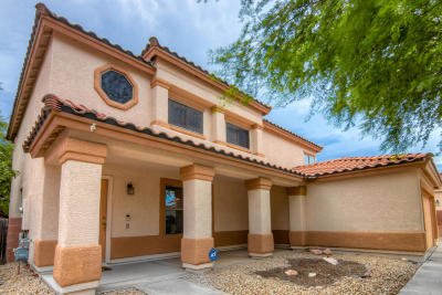 Oro Valley Single Family Home For Sale: 10175 N Eight Iron