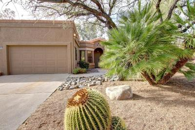 Oro Valley Townhouse For Sale: 14045 N Desert Butte Drive