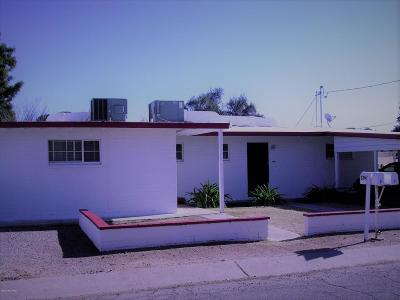 Tucson Residential Income For Sale: 3940 N Pomona Road