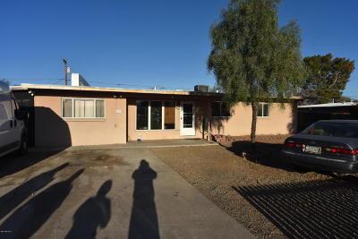Single Family Home For Sale: 6517 E Duke Drive