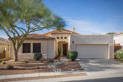 Pima County, Pinal County Single Family Home For Sale: 5291 N Fairway Heights Drive