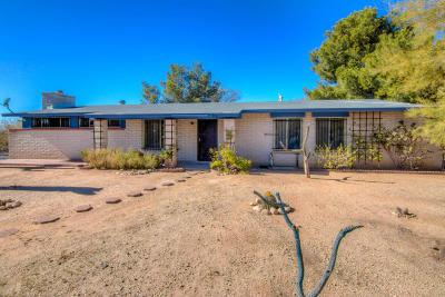 Single Family Home For Sale: 8152 N Placita Chula