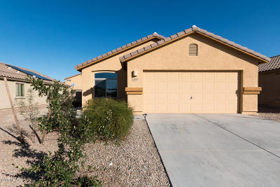 Marana Single Family Home Active Contingent: 11520 W Stone Hearth Street