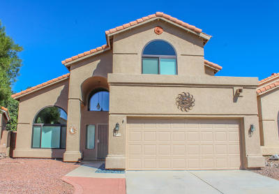 Pima County, Pinal County Single Family Home For Sale: 7777 E Sedona Court