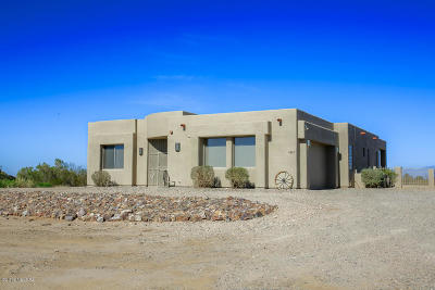 Pima County, Pinal County Single Family Home For Sale: 6987 E Cactus Patch Way