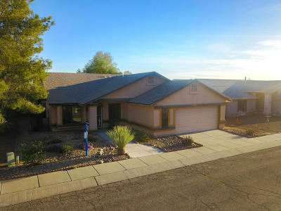 Single Family Home For Sale: 2841 W Woodview Crest Drive