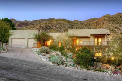 Tucson Single Family Home For Sale: 4215 E La Paloma Drive