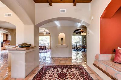 Tucson Single Family Home Active Contingent: 4975 E Winged Foot Drive